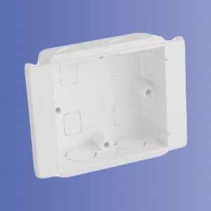 1 Gang Socket Box For Dado Trunking (DP 1 SB)