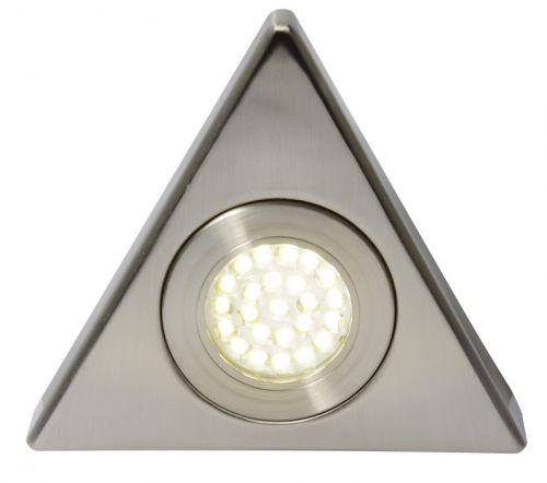 1.5W Fonte LED Triangular Cabinet Light