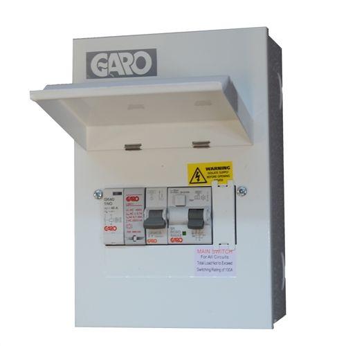 Garo 1 Row Shower Priority Metal Board