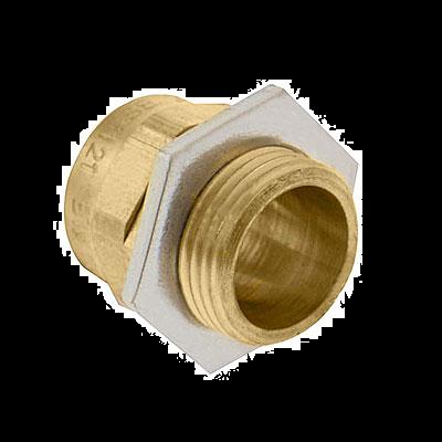 20mm Cable Gland BW c/w Locknut Shroud & Earthtag