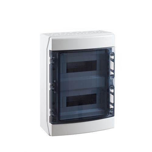 24 Module 2 Row IP65 Distribution Board