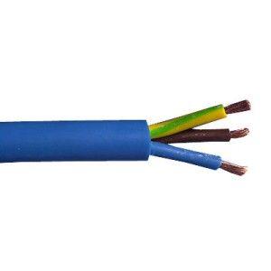 3 Core 2.5mm Blue Artic Flex (100m coil)