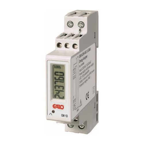 32 Amp Single Pole Energy Meter (GM1D)