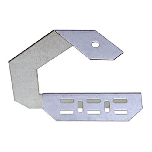 Aitkens Tray Suspension 'C' Bracket 100mm by Meteor Electrical