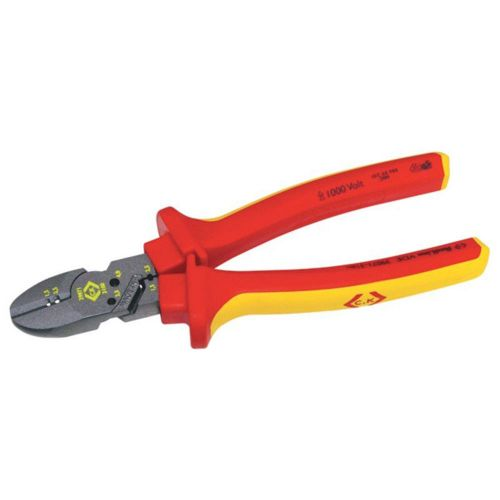 CK Tools RedLine VDE Combicutter 3 MAX 180mm T39071-3180
