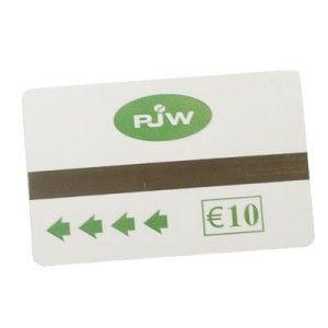CM2 10 Euro Prepayment Meter Card