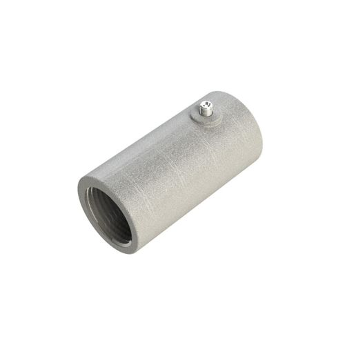 Conlok 25mm Galvanised Female Adaptors by Meteor Electrical