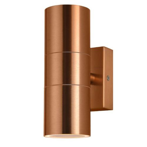 Forum Lighting Solutions, Copper Up & Down Wall Light by Meteor Electrical