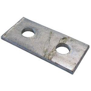 2 Hole Splice Plate