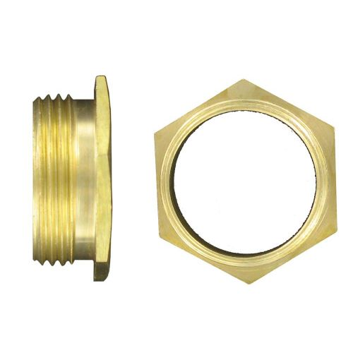 Brass Male Bushes Short 50mm