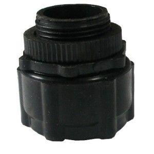 25mm Black Adaptor Glands (DPA3 BL)