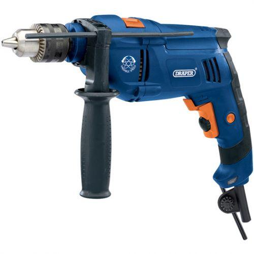 Draper 810w 230v Hammer Drill
