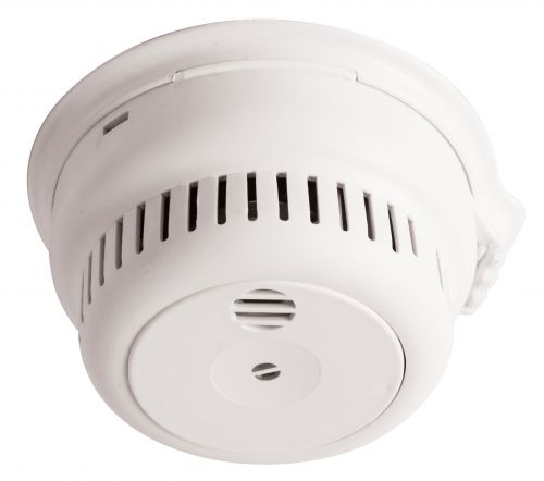 Firehawk Mains Powered Smoke Alarm Rechargable Battery