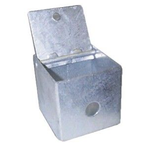 Galvanised Earth Inspection Box