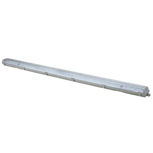 Garrison Twin Wired For LED Tubes Non Corrosive Fitting 1560mm