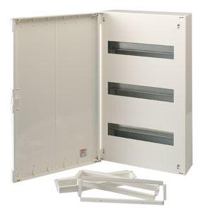 3 Row 42 Mod Distribution Board 335x550x111mm
