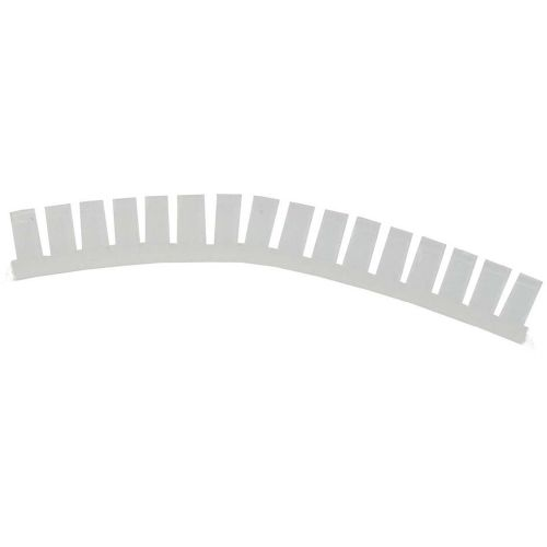 Grommet Strip 1.0 - 1.6mm (Pack of 10m) by Meteor Electrical