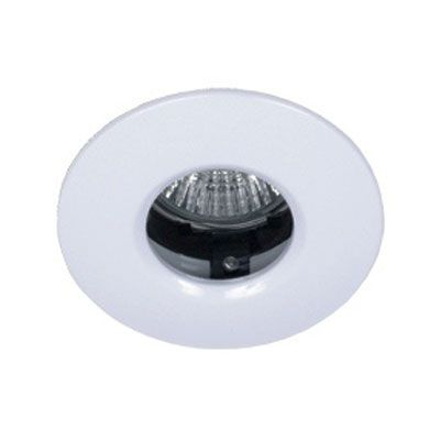GU10 White Shower Downlight