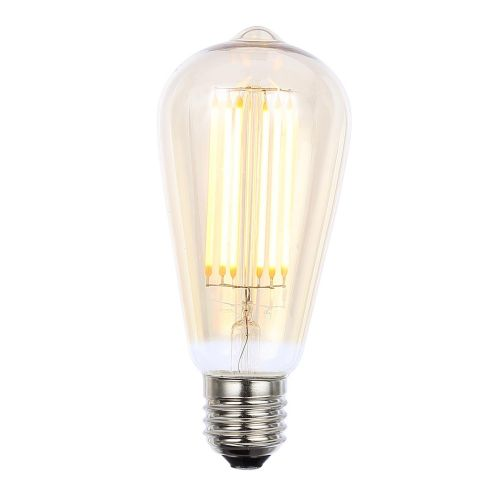 Inlight 6w LED Filament Lamp, E27