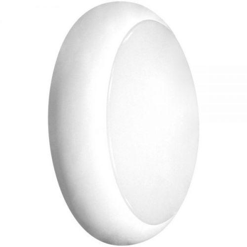 Kosnic Blanca IP65 Emergency Bulkhead for LED DD KBHDDC6S65/E-WH