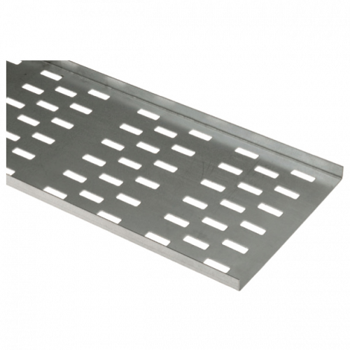 50mm Light Duty Pre-Galv Cable Tray (3 Metre)