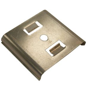 Metal Mounting Clip For Ultra Thin Strip Light