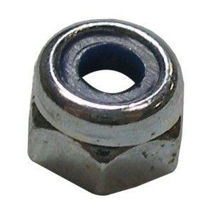 M4 Hex Lock Nut (per 100)