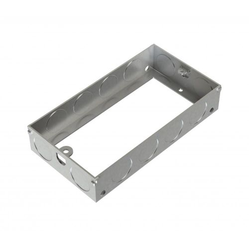 Metpro 2 Gang 25mm Extension Box