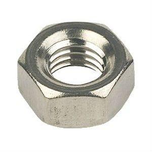 Olympic M6 Steel Hexagon Nuts