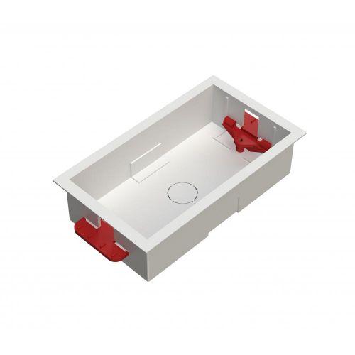 Metpro Dry Lining Box, 2 Gang, 35mm