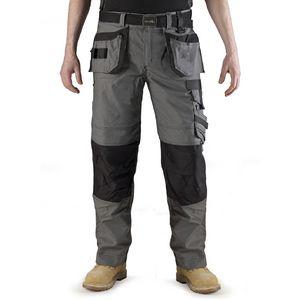 Pro Trousers 2012 Grey (Size 38WX33L)