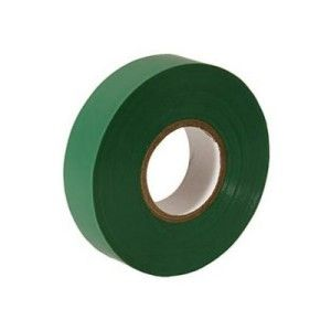 Green PVC Insulation Tape