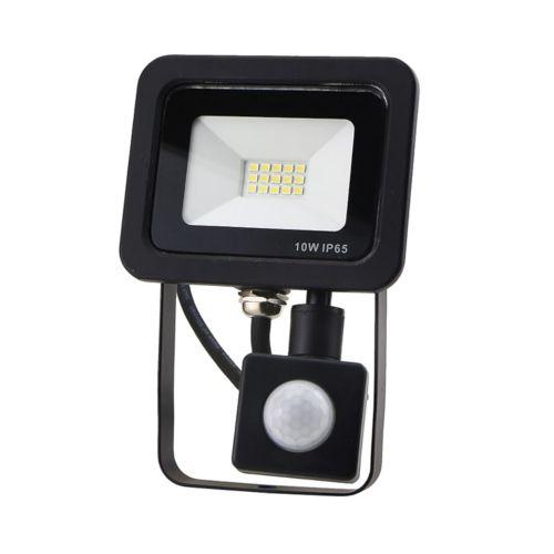 Red Arrow 10W LED PIR Floodlight IP65