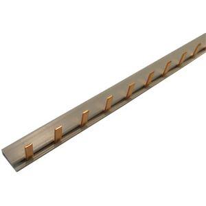 Single Pole Pin Type Busbar 57 Modular 10mm²