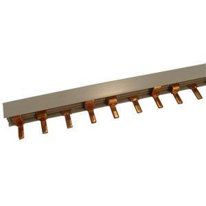 Triple Pole Pin Type Busbar 57 Modular 10mm