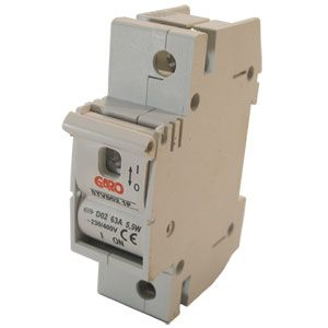 63 Amp Single Pole Neozed Switch Fuse (STV)
