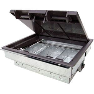 3 Compartment Cavity Floorboxes (TAFB3S)