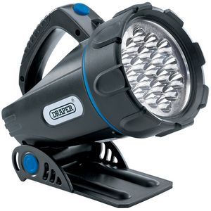 Draper 3.6v Rechargeable 19 Led Torch/lantern