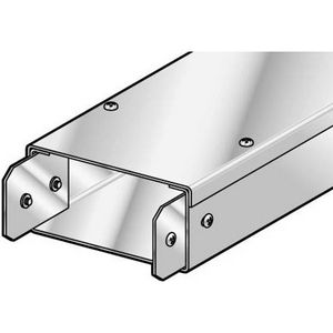 50x50mm Galvanised Steel Trunking