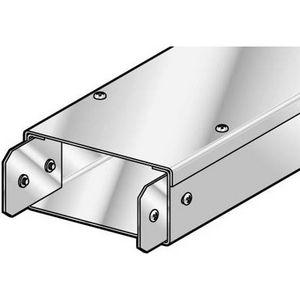 100x100mm Galvanised Steel Trunking
