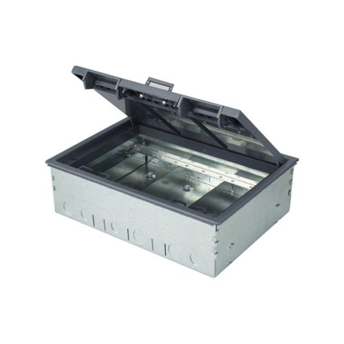 TSB3/90 3 Compartment Screed Floorbox