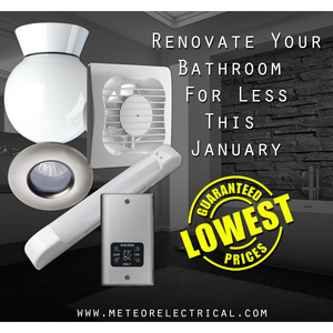 Renovate Your Bathroom For Less