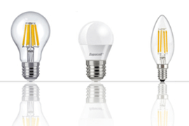 Traditional Lighting To LED Chart
