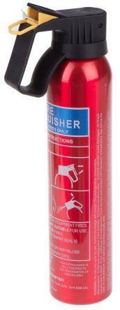 0.6kg Dry Powder Portable Fire Extinguisher