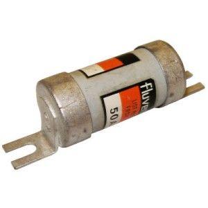 Fluvent 50 Amp Offset Bolt (FOSX) Fuse
