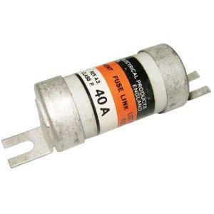 Fluvent 35 Amp Offset Bolt (FOSX) Fuse