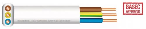 2.5MM LSF T&E Insulated Earth Blue & Brown