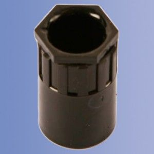 20mm PVC Black Female Adaptor