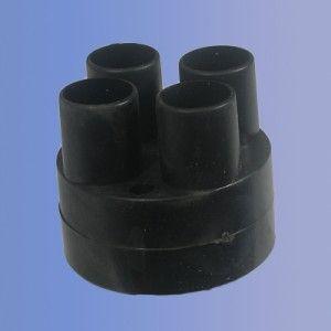 20mm PVC Black Loop-in-Box