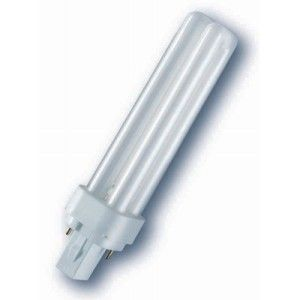 26 Watt 4 Pin PL Cool White Double Turn Lamps
